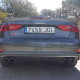 Escapes del Audi S3 Cabrio 2015