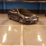 Capota del Audi S3 Cabrio 2015