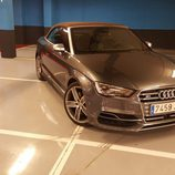 retrovisores cromados del Audi S3 Cabrio 2015