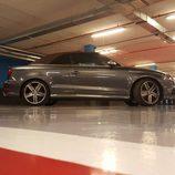 Faldones del Audi S3 Cabrio 2015