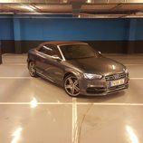 Delantera del Audi S3 Cabrio 2015