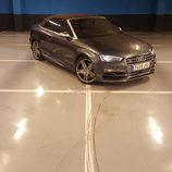 Morro delantero del Audi S3 Cabrio 2015