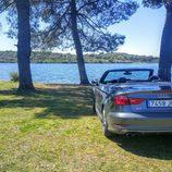 Parachoques posterior del Audi S3 Cabrio 2015