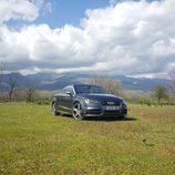 Audi S3 Cabrio 2015 - gris