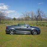 Audi S3 Cabrio 2015 - lateral