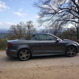 Llantas forjadas del Audi S3 Cabrio 2015