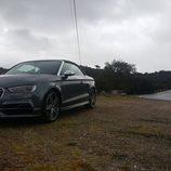 Audi S3 Cabrio 2015 - carretera