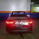 LEDs encendidos del Audi S3 Cabrio 2015