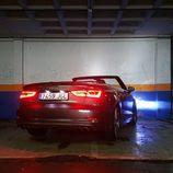 Audi S3 Cabrio parking