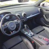 Interior del Audi S3 Cabrio 2015