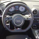 volante multifunción del Audi S3 Cabrio
