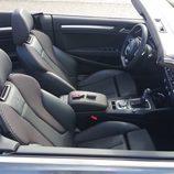 Asientos ventilados del Audi S3 Cabrio 2015