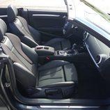 Regulación lumbar del Audi S3 Cabrio 2015