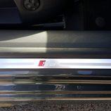 Placa Audi S3 2015