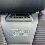 Aire en los asientos del Audi S3 Cabrio