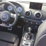 Consola central del Audi S3 Cabrio 2015