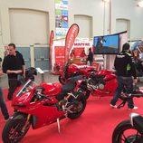 Las Ducati PAnigale en LPA Motown edición 2016