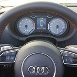 Costuras rojas del Audi S3 Cabrio 2015