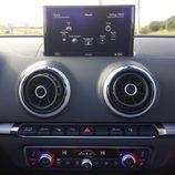 Menú del Audi S3 Cabrio 2015