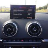 Pantallas del Audi S3 Cabrio 2015