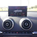 Audi Drive Select del Audi S3 Cabrio 2015