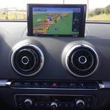 Navegador del Audi S3 Cabrio 2015