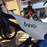 Asiento de la Bultaco Brinco