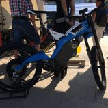 Lateral de la nueva Bultaco Brinco