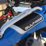 El bastidor de la Bultaco Brinco e Bike