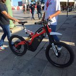 Pruebas de la Bultaco Brinco