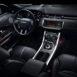 Salpicadero del Range Rover Ember