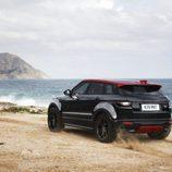 Versión 4x4 del Range Rover Evoque Ember