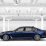 Sección lateral del BMW Serie 7 2016