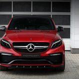 Estrella del Mercedes-Benz GLE Coupe 2016