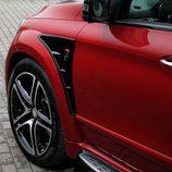 Parachoques del GLE Coupé de Top Car