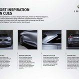 Catálogo del Infiniti QX Sport