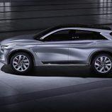 Llantas de aluminio del nuevo QX Sport