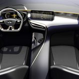 Navegador del QX Sport Concept