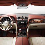 Interior del Bentley Bentayga 2016