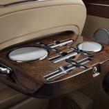 Mesa de madera del Bentley Mulsanne First Edition