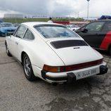 Trasera del Porsche 911 Carrera