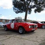 Alfa Romeo GTA en el Jarama