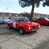 Delantera del Alfa Romeo GTA