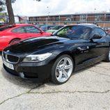 Imagen delantera de un BMW Z4