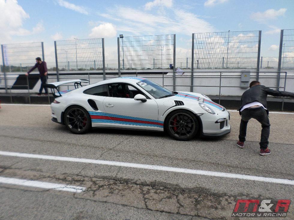 Porsche 911 GT3 RS Martini Foto 39 De 65 En Galera