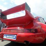 Porsche 911 Carrera alerón