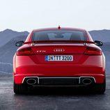 Escapes del nuevo Audi TT RS de 400 CV