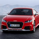 Frontal del Audi TT RS