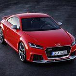Capó del nuevo Audi TT RS Coupe 2016