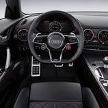 Interior de cuero del Audi TT RS 2016